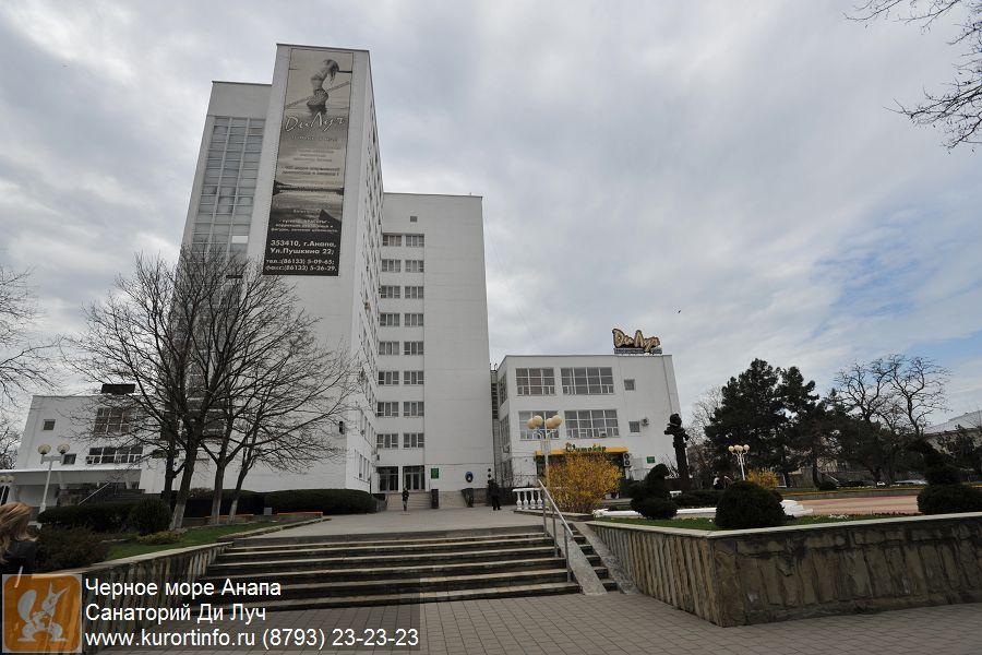 гостиницы москвы луч: