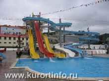 В Лермонтово имеется свой ,современный, большой, аквапарк для детей.