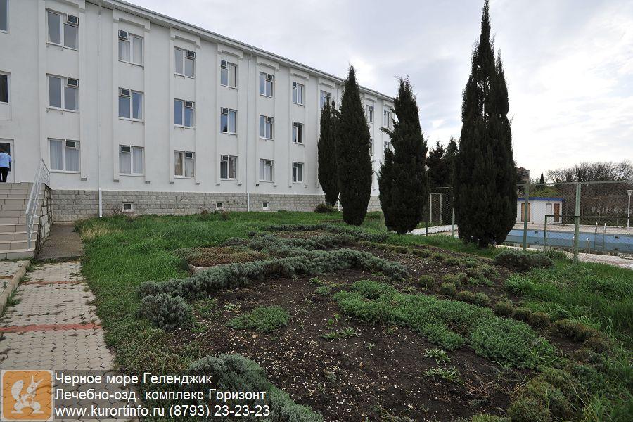 Курорты краснодарского края геленджик санатории