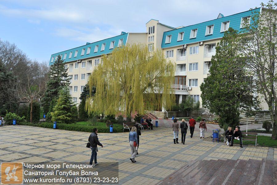Санатории черноморского побережья краснодарского края
