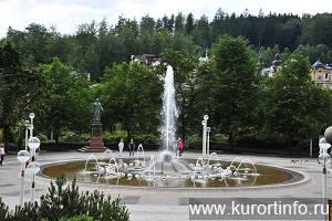 Марианские Лазни Чехия фото № chekhiya-marianskie-lazne-poyushchiy-fontan-s-ds2_1522
