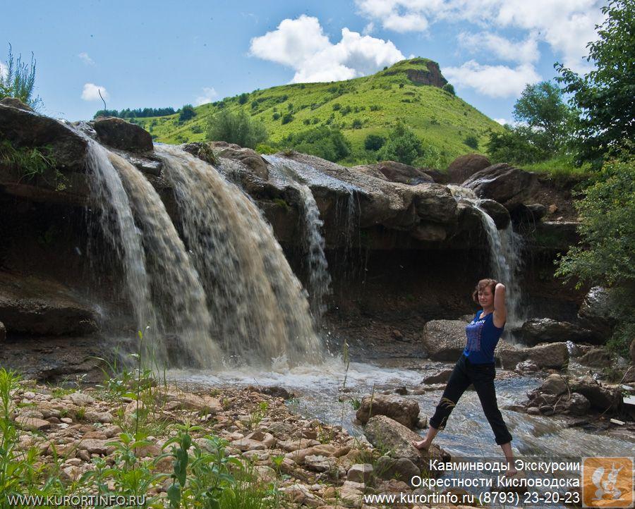 Экскурсия в окрестностях Кисловодска